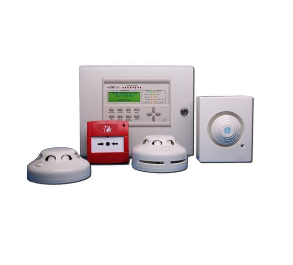 سیستم اطفاء حریق و گاز F&G